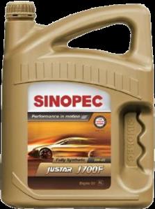 SINOPEC Justar J700F Gasoline Engine Oil